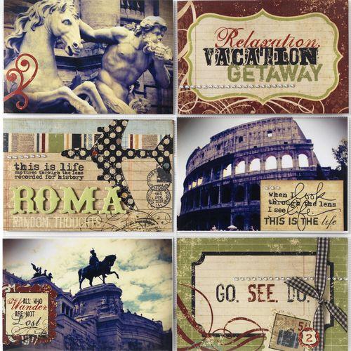 Vacation Getaway Rome LO