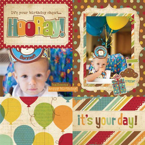 Happy Day_6x8 Sample - 800