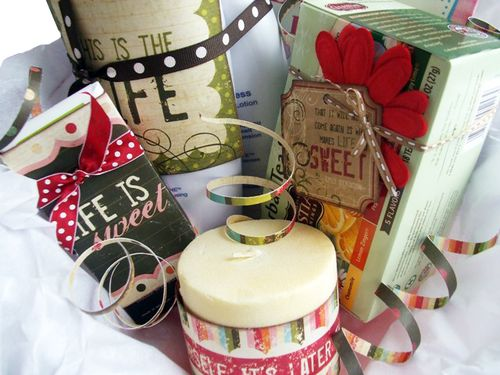 S Zent SS gift basket contents